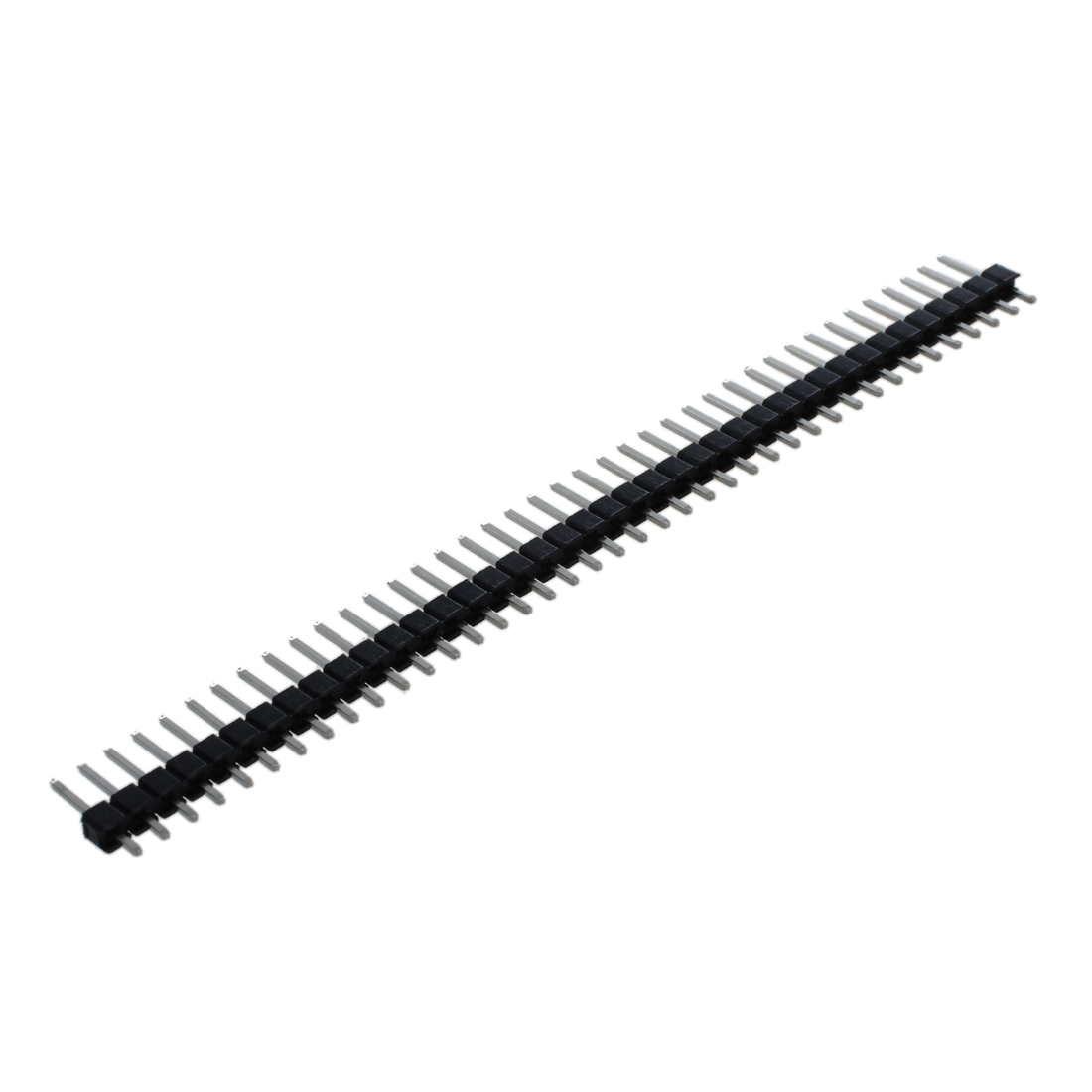 40pin 2 54mm Male Pcb Single Row Straight Header Strip