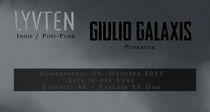 Lyvten + Giulio Galaxis