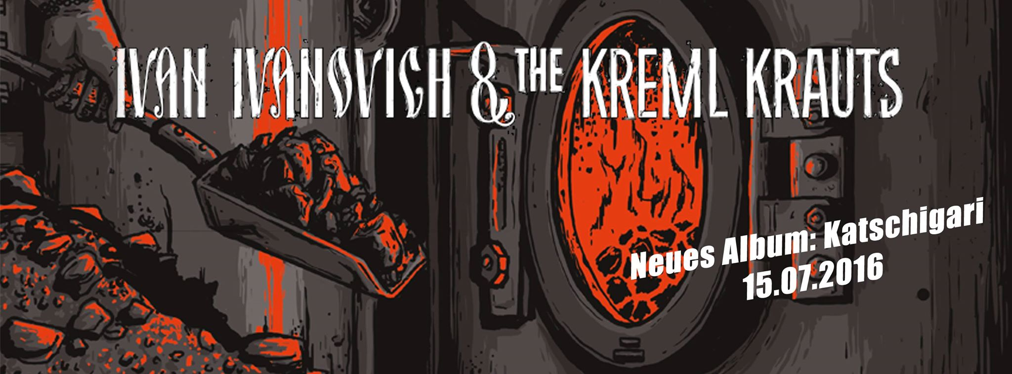 Ivan Ivanovich & The Kreml Krauts