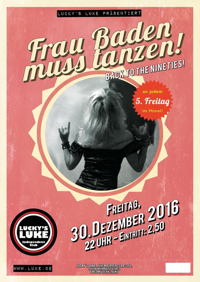 Frau Baden muss tanzen! 2016-12