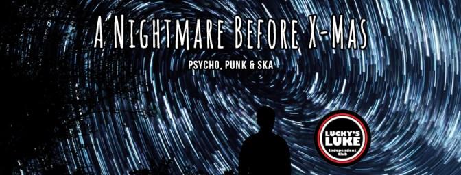 A Nightmare before X-Mas