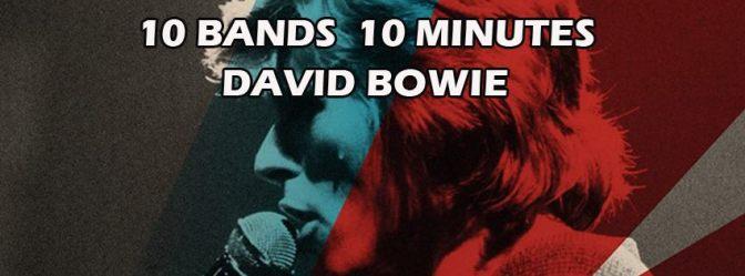 10 Bands 10 Minutes