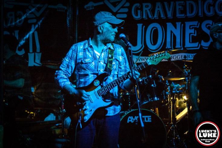 Gravedigger Jones