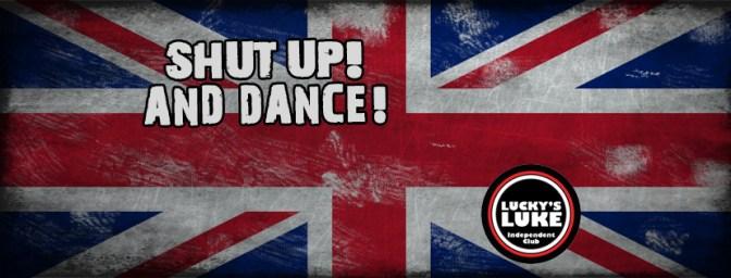 shut up! and dance!