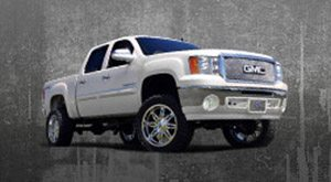 Rough Country GMC Lift Kits Lucky's Off Road