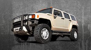 Rough Country Hummer Lift Kits Lucky's Off Road