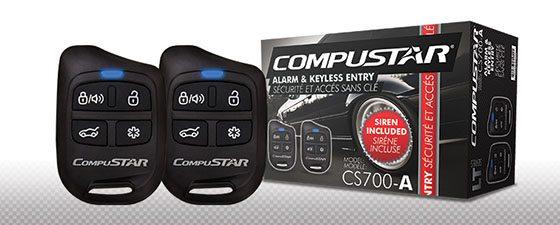 compustar CS700-A