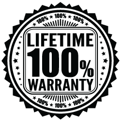 Lifetime Warranty Lucky's Autosports