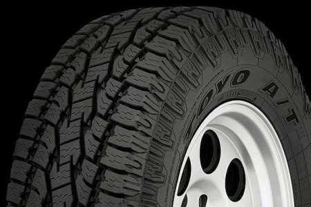 Toyo Open Country AT Tires