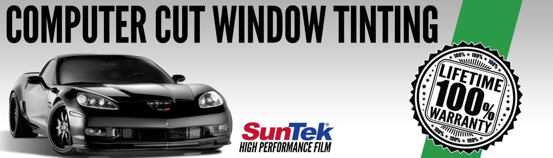 Window Tinting Slider
