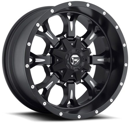 Fuel Off Road Krank D517 Wheels