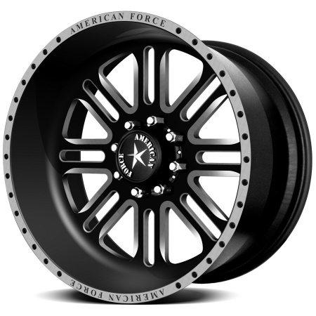 American Force Alpha SF8 Wheels