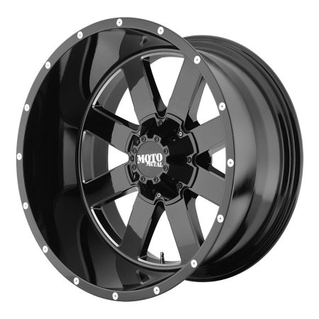 Moto Metal Black MO962 Wheels