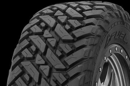 Fuel Mudgripper MT Tires