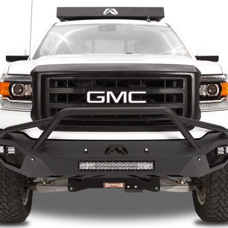 GMC Fab Fours Front Bumpers