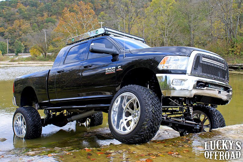 Lifted Dodge Ram >> Lifted Dodge Ram 2020 Top Car Release And Models