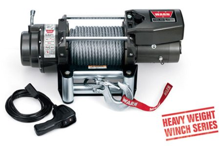 Warn 16.5ti Winch