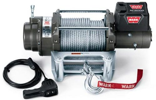 Recovery Winches