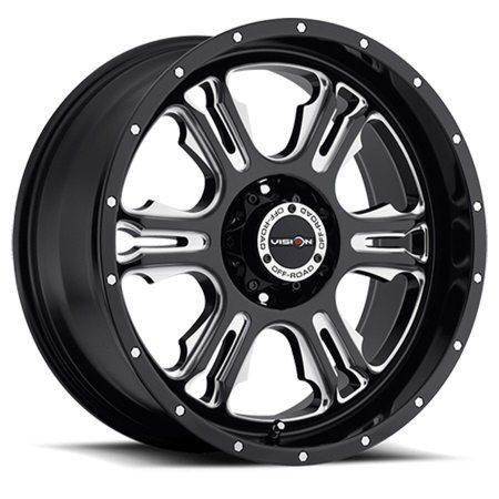 Vision Rage 397 Wheels
