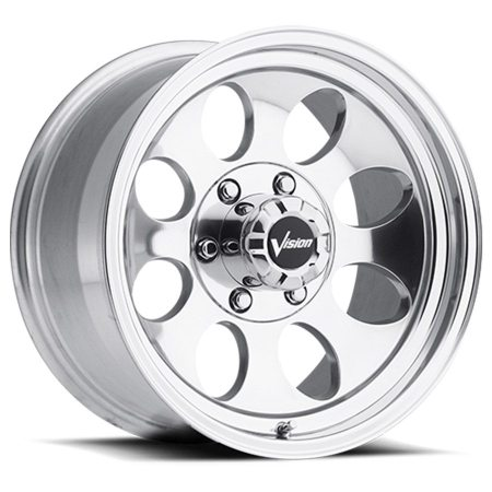 Vision Scorpion 171 Polished Wheels