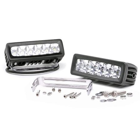 Rough Country 6-Inch LED Light Bars