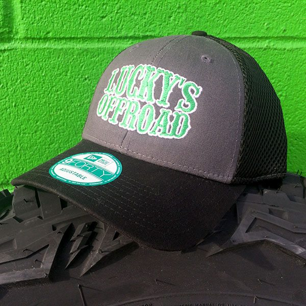 Lucky's Off Road Trucker Hats
