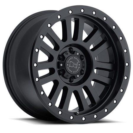 Black Rhino Truck Wheels El Cajun Black