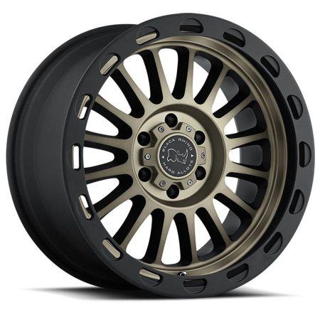 Black Rhino Wheels Taupo Black Tinted Face