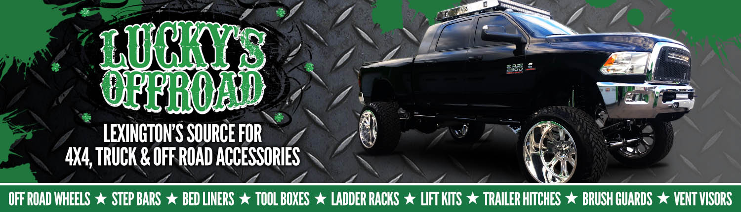 Lucky's Off Road Truck Accessories Lexington