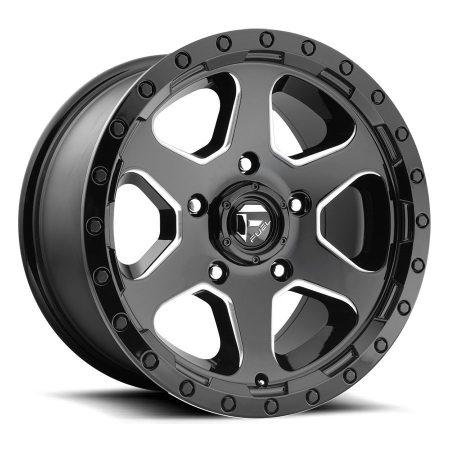 Fuel Off Road D590 Ripper One Piece Wheels