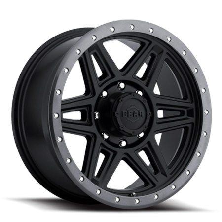 Gear Endurance Truck Wheels 739B