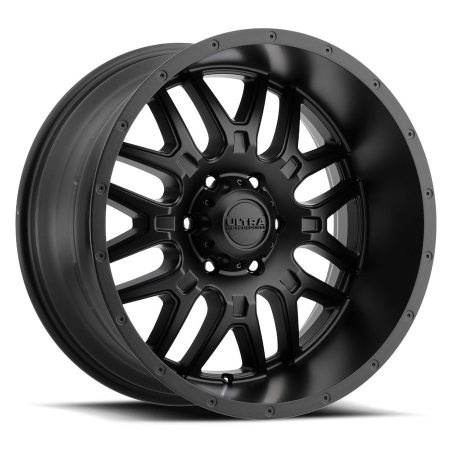 Ultra Hunter 203 Satin Black Wheels
