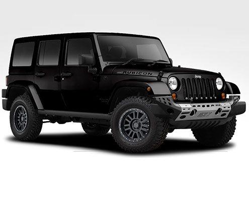 "Jeep Black Rhino El Cajon 20"" Wheels"
