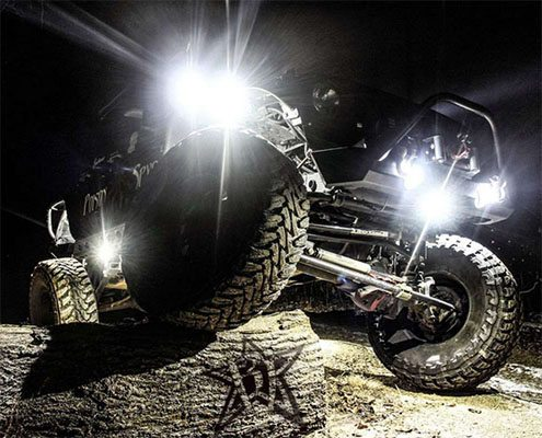 rigid jeep rock lights kit