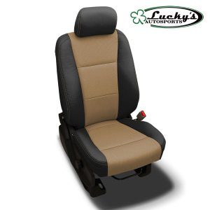 Custom Leather Seats Ford F-250
