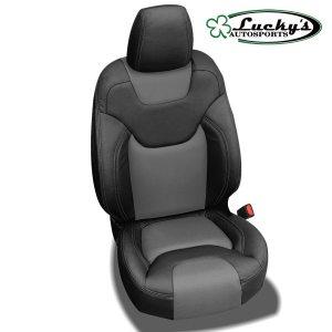 Custom Leather Seats Jeep Cherokee
