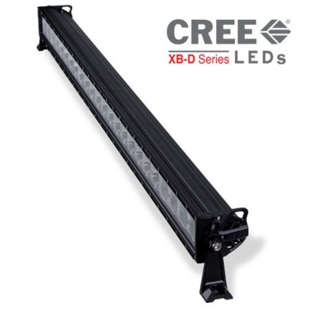 Heise 50-Inch Single Row Light Bar