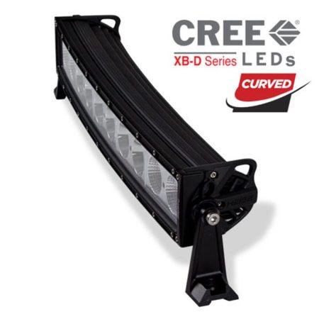 Heise 22-Inch Single Row Curved Light Bar