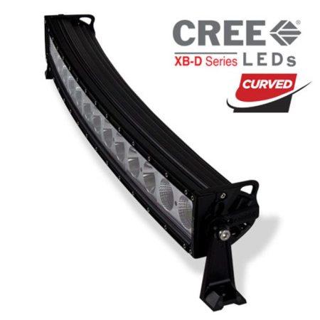 Heise 30-Inch Single Row Curved Light Bar