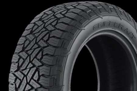 Fuel Gripper A/T Tires