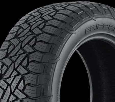 Fuel Gripper A/T Tires