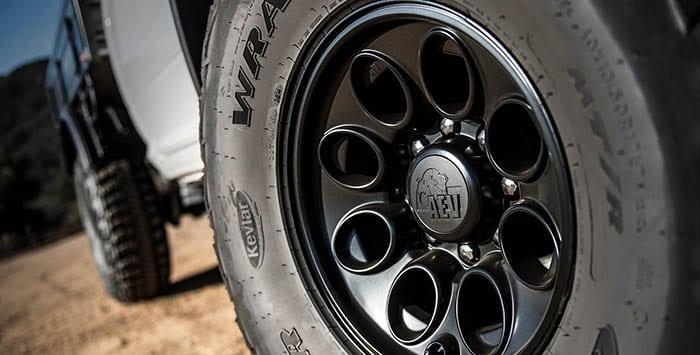 Dodge Ram Katla Wheels