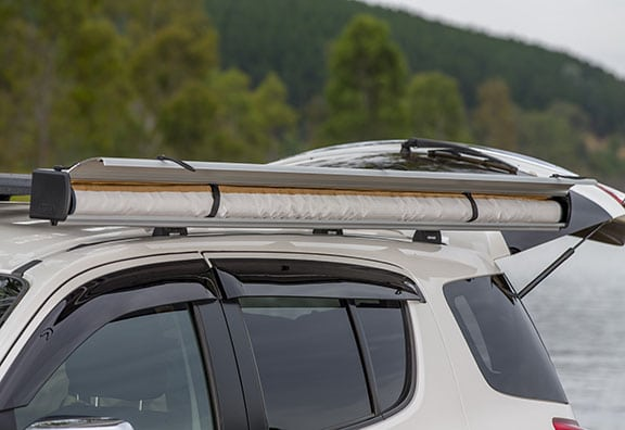 ARB Roof Top Tents and Awnings