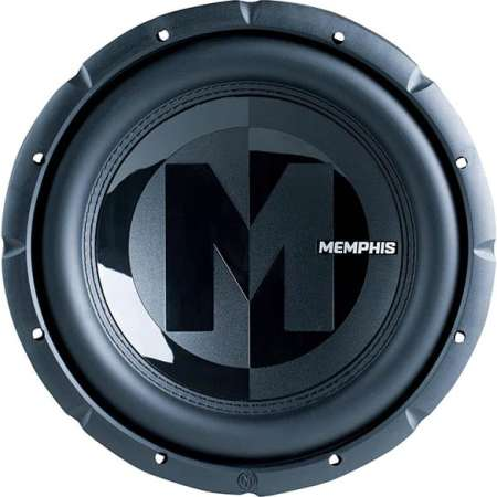 Memphis Audio PR Power Reference Subwoofers