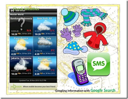 1.weather prepare
