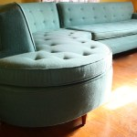 Retro Couch Luckysevenvintage