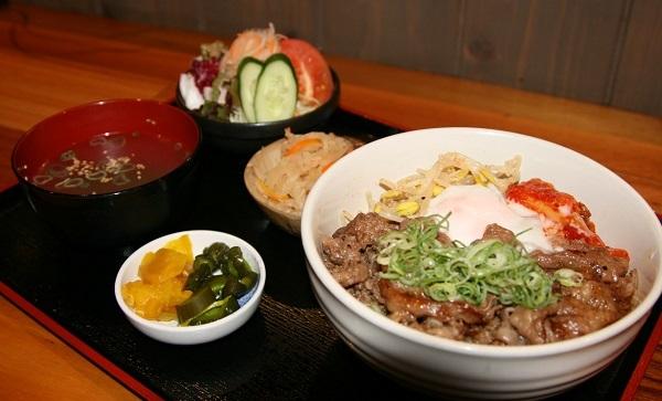 京都で人気の肉ランチ