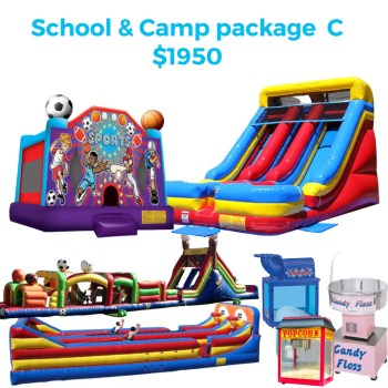 camp and school package
