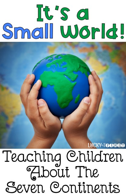 Teach Students about the 7 Continents with through games & activities!