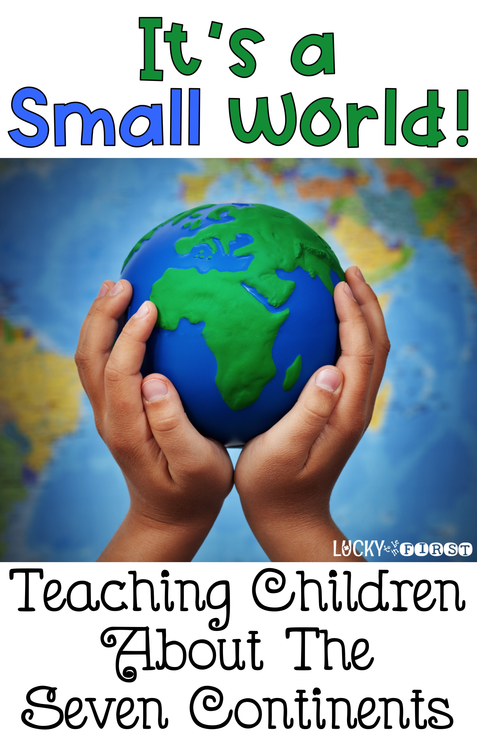 Teach your students about the 7 Continents with these activities, projects & games!